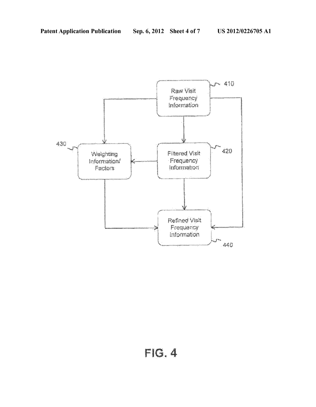 METHODS AND APPARATUS FOR EMPLOYING USAGE STATISTICS IN DOCUMENT RETRIEVAL - diagram, schematic, and image 05
