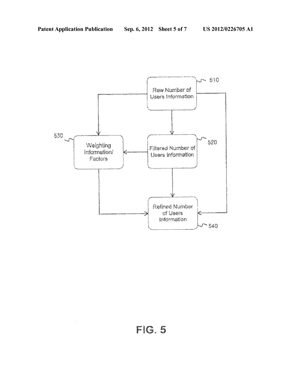 METHODS AND APPARATUS FOR EMPLOYING USAGE STATISTICS IN DOCUMENT RETRIEVAL - diagram, schematic, and image 06