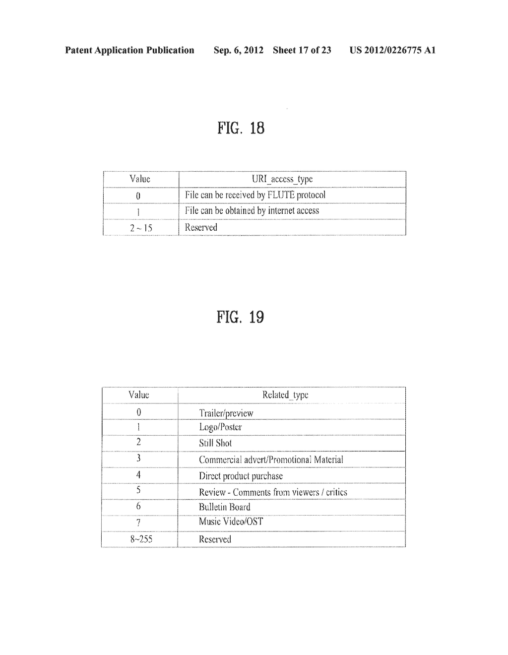 METHOD OF PROCESSING NON-REAL TIME SERVICE AND BROADCAST RECEIVER - diagram, schematic, and image 18
