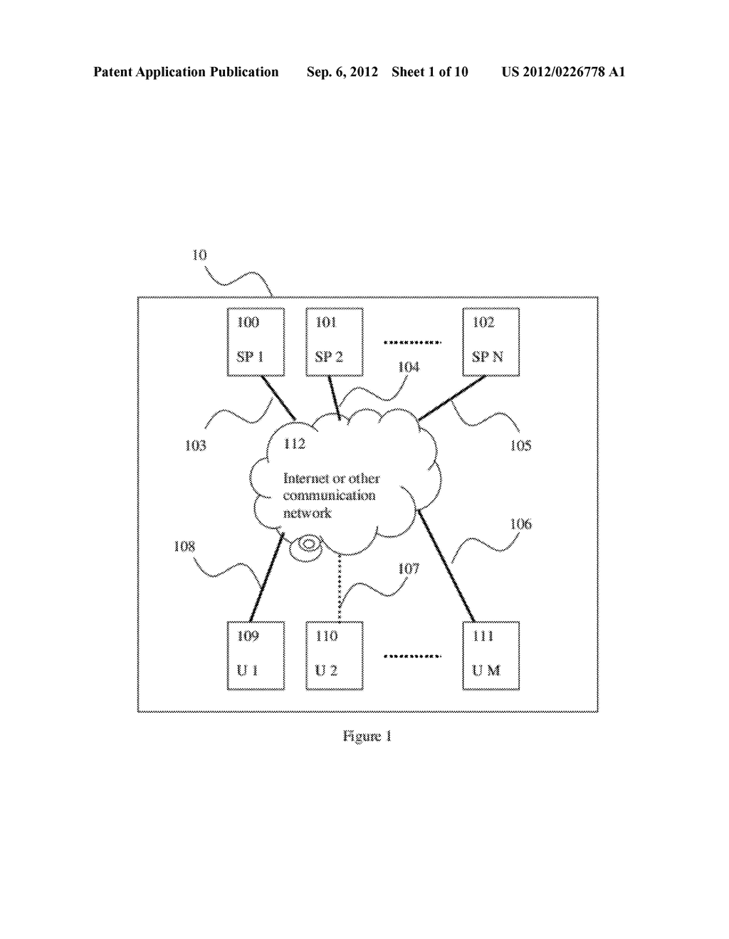 Method and Apparatus for Obtaining Digital Objects in a Communication     Network - diagram, schematic, and image 02