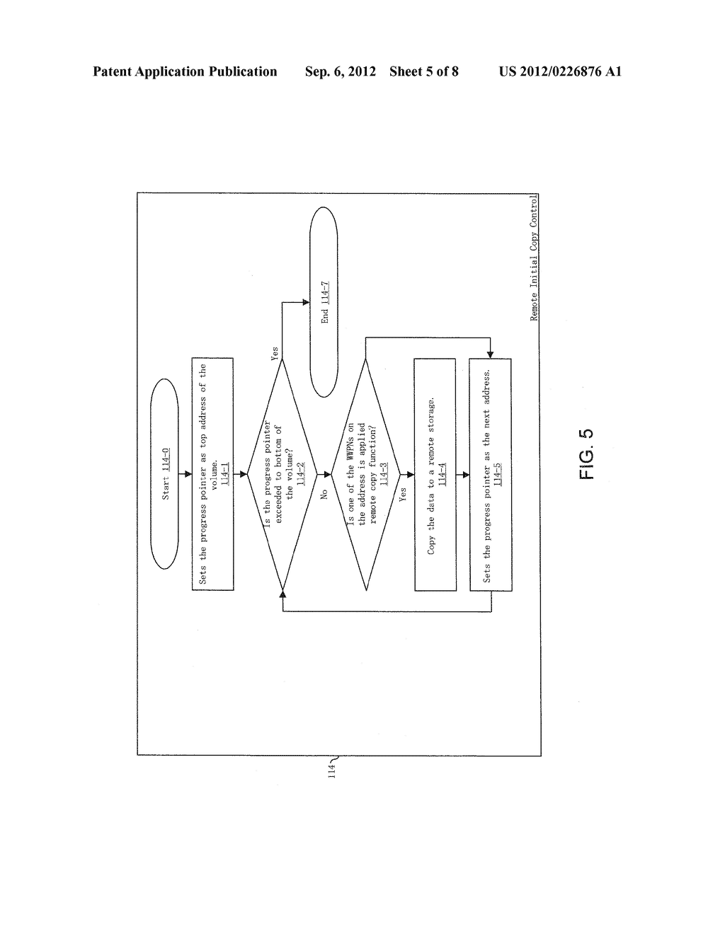 NETWORK EFFICIENCY FOR CONTINUOUS REMOTE COPY - diagram, schematic, and image 06