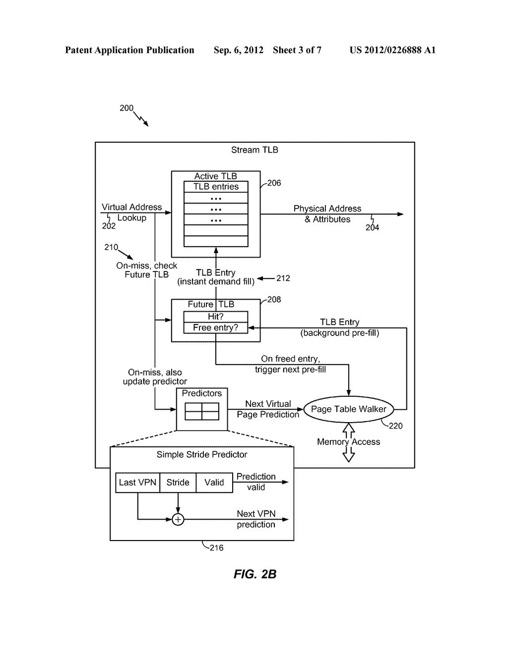 Memory Management Unit With Pre-Filling Capability - diagram, schematic, and image 04