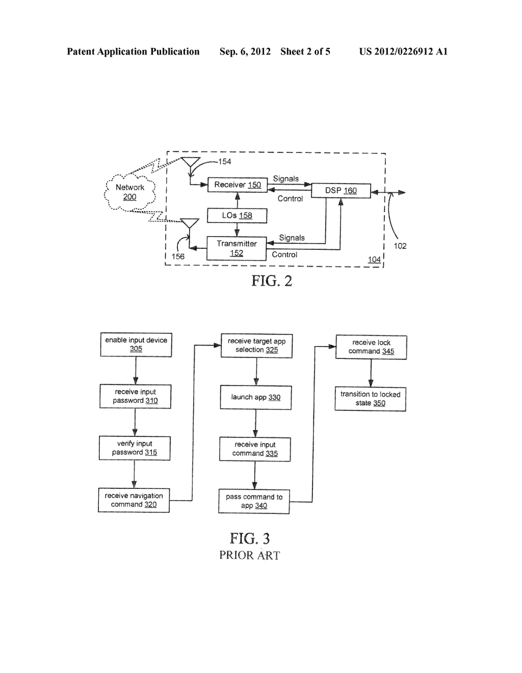 PASSWORD-BASED OPERATION OF A LOCKED COMPUTING DEVICE - diagram, schematic, and image 03