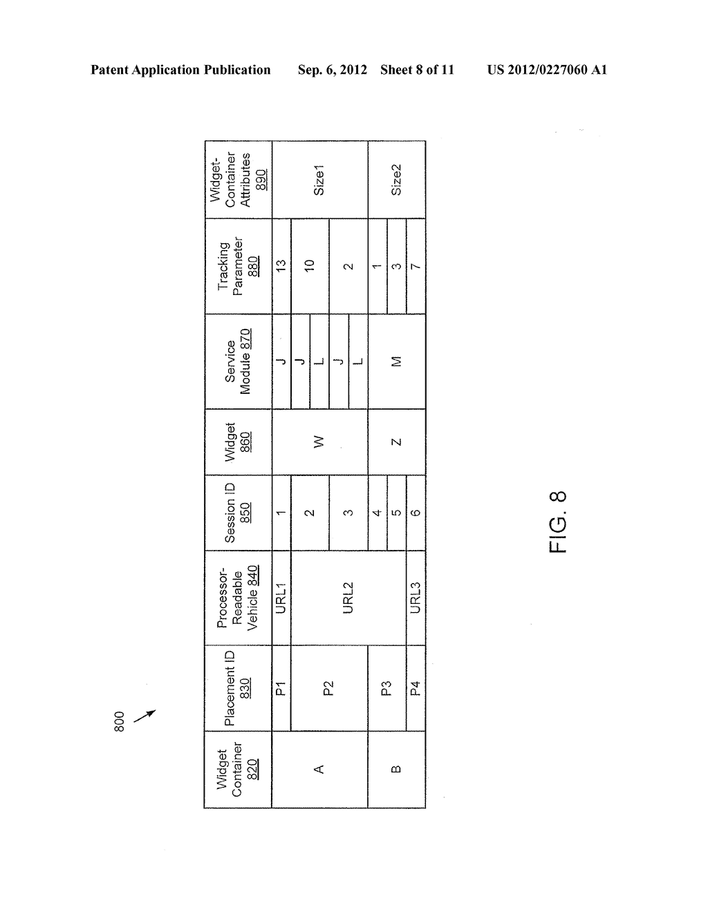 METHOD AND APPARATUS FOR WIDGET-CONTAINER HOSTING AND GENERATION - diagram, schematic, and image 09