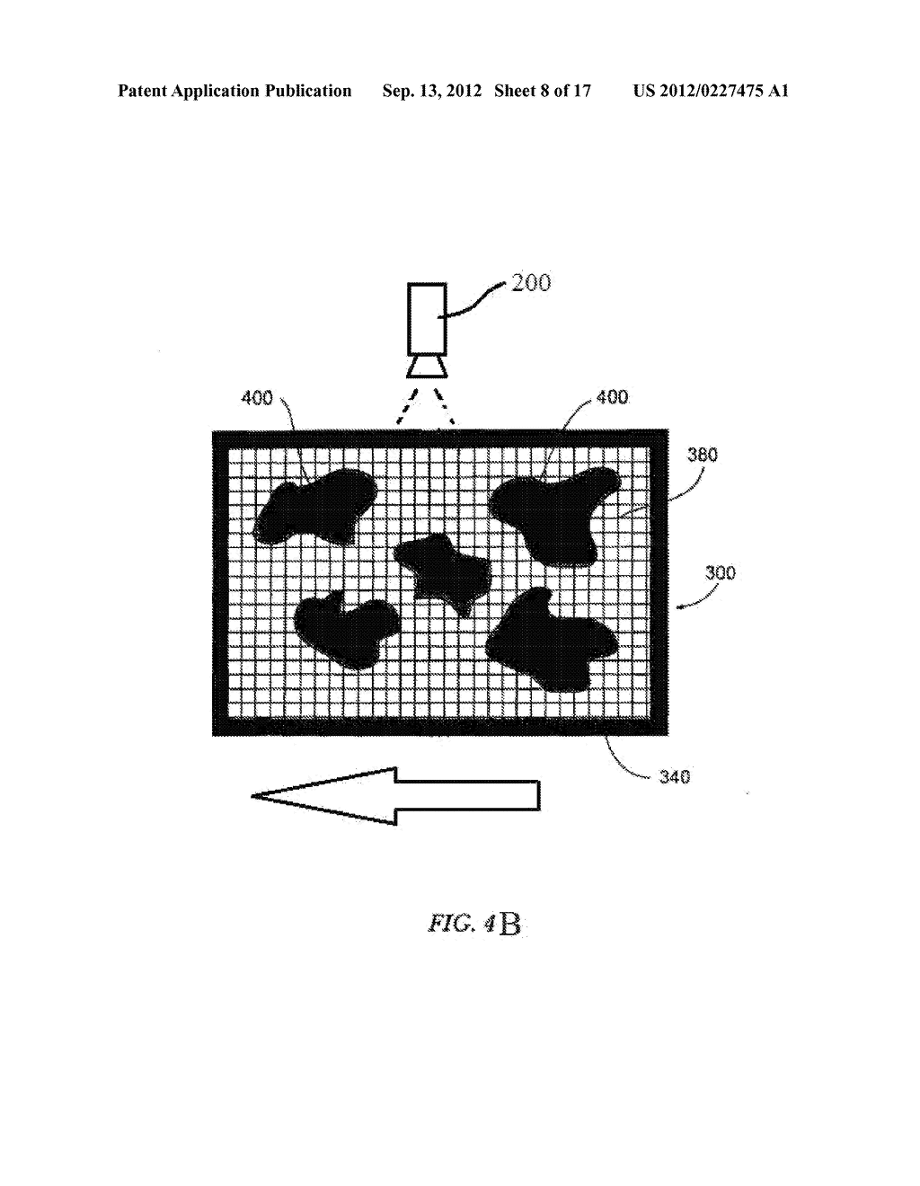 METHOD AND APPARATUS FOR DETERMINING A CHARACTERISTIC OF A CONSTRUCTION     MATERIAL - diagram, schematic, and image 09