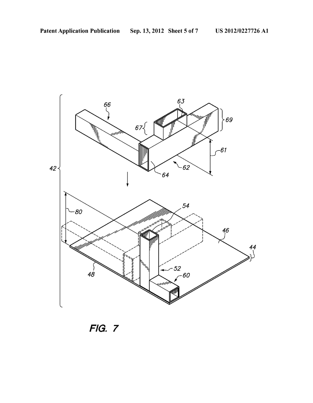 CORNER JIG FOR MASONRY SAW - diagram, schematic, and image 06