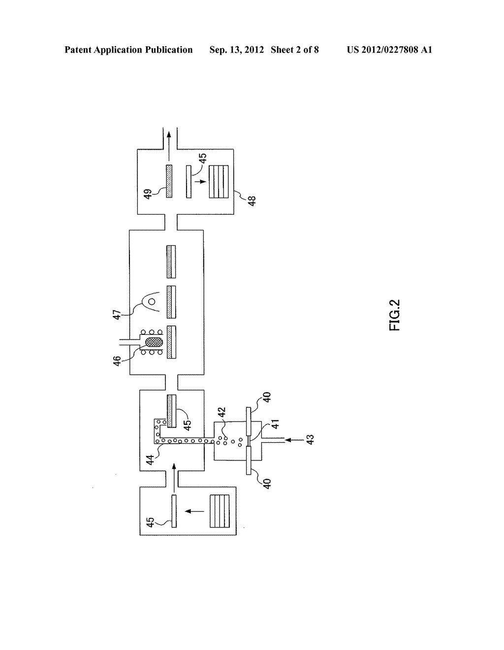 Process For Production Of Silicon Powder Multi Crystal Type Solar Cell Diagram Panel And The Schematic