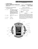 Protective Case for Portable Electronic Device diagram and image