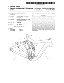REAR SUSPENSION SYSTEM FOR BICYCLES diagram and image