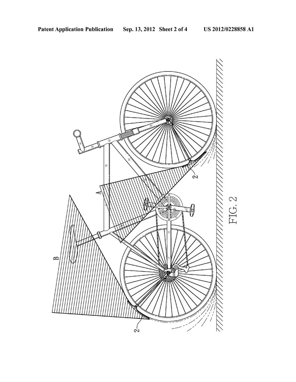 FENDER WITH DRAINAGE FOR BICYCLE - diagram, schematic, and image 03