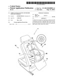 VEHICULAR SEAT SYSTEM AND METHOD FOR USING THEREOF diagram and image