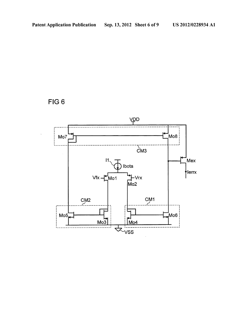 Multi-Current Source and Method for Regulating Current - diagram, schematic, and image 07