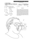 HEAD MOUNTED DISPLAY DEVICE diagram and image