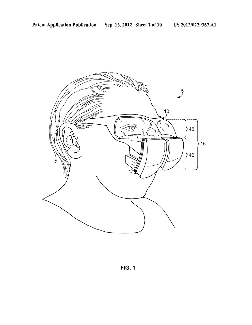 HEAD MOUNTED DISPLAY DEVICE - diagram, schematic, and image 02
