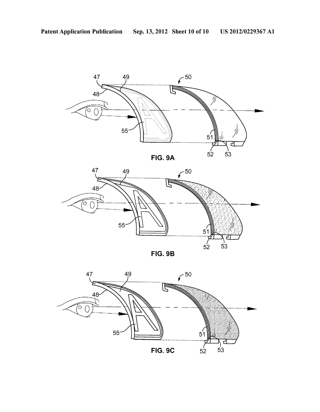 HEAD MOUNTED DISPLAY DEVICE - diagram, schematic, and image 11