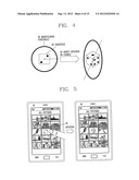 MOBILE TERMINAL AND 3D OBJECT CONTROL METHOD THEREOF diagram and image