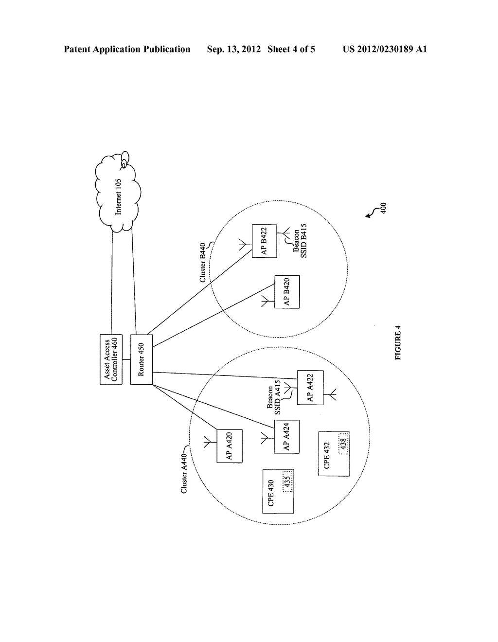 System and method of transferring Wi-Fi clients between SSIDs - diagram, schematic, and image 05