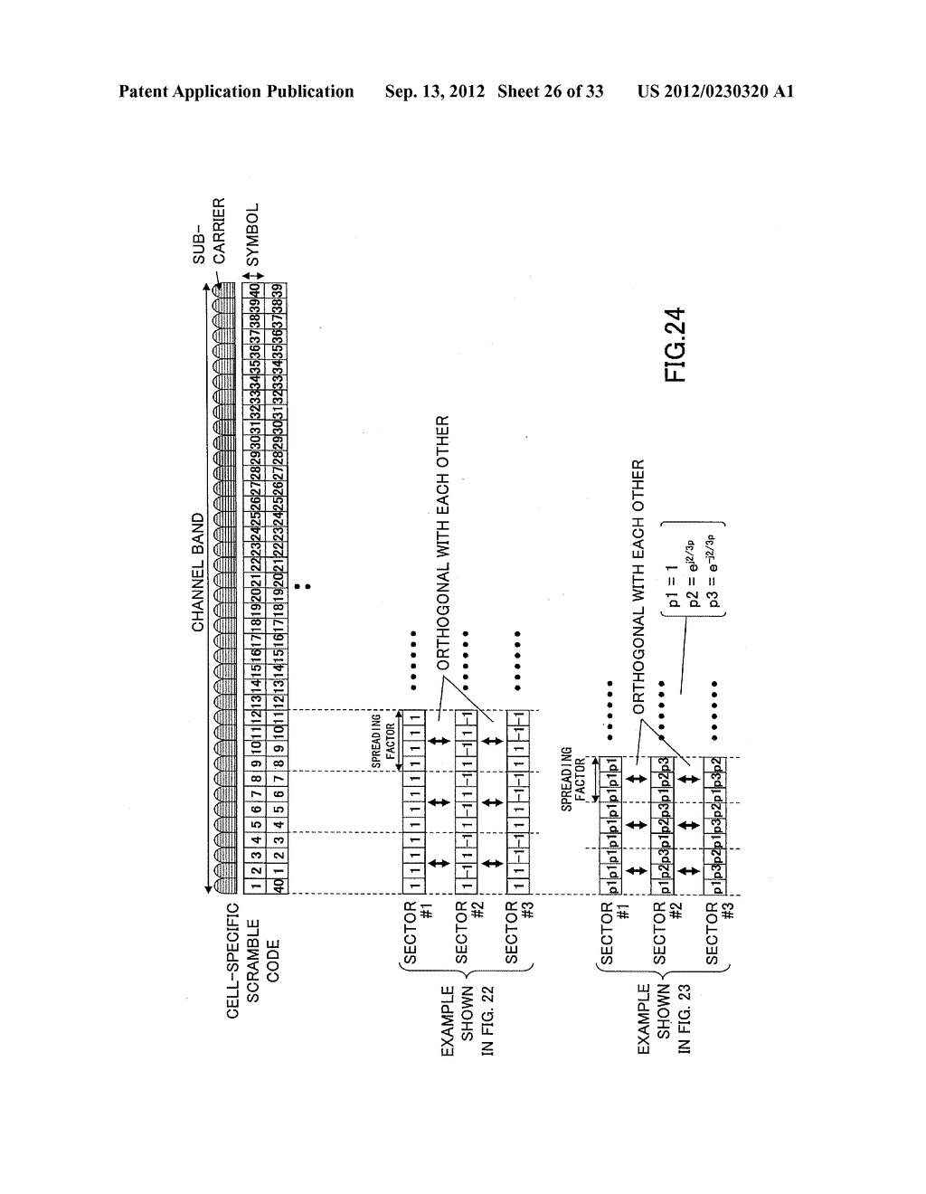 TRANSMISSION APPARATUS, TRANSMISSION METHOD, RECEPTION APPARATUS AND     RECEPTION METHOD - diagram, schematic, and image 27