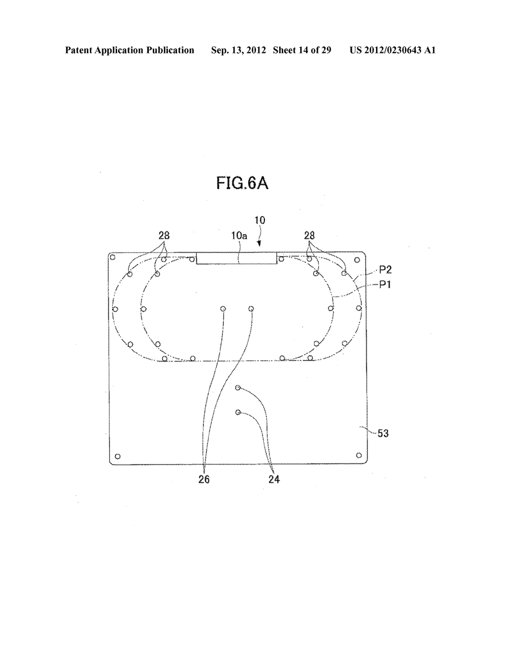 OPTICAL FIBER HOLDER, OPTICAL DEVICE USING THE SAME, AND METHOD FOR     STOWING SURPLUS LENGTH OF OPTICAL FIBER - diagram, schematic, and image 15