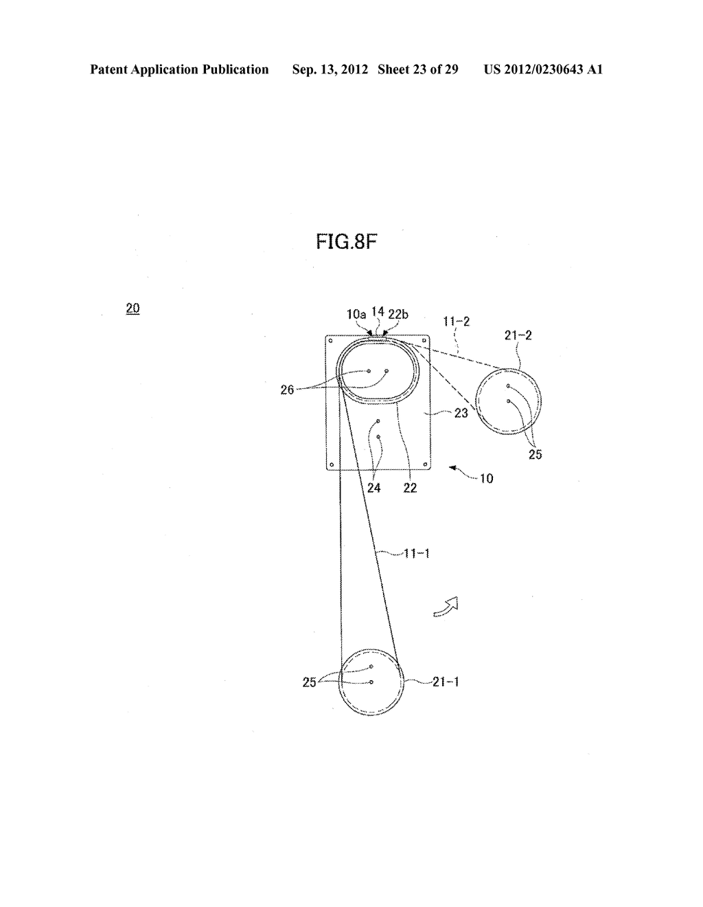 OPTICAL FIBER HOLDER, OPTICAL DEVICE USING THE SAME, AND METHOD FOR     STOWING SURPLUS LENGTH OF OPTICAL FIBER - diagram, schematic, and image 24