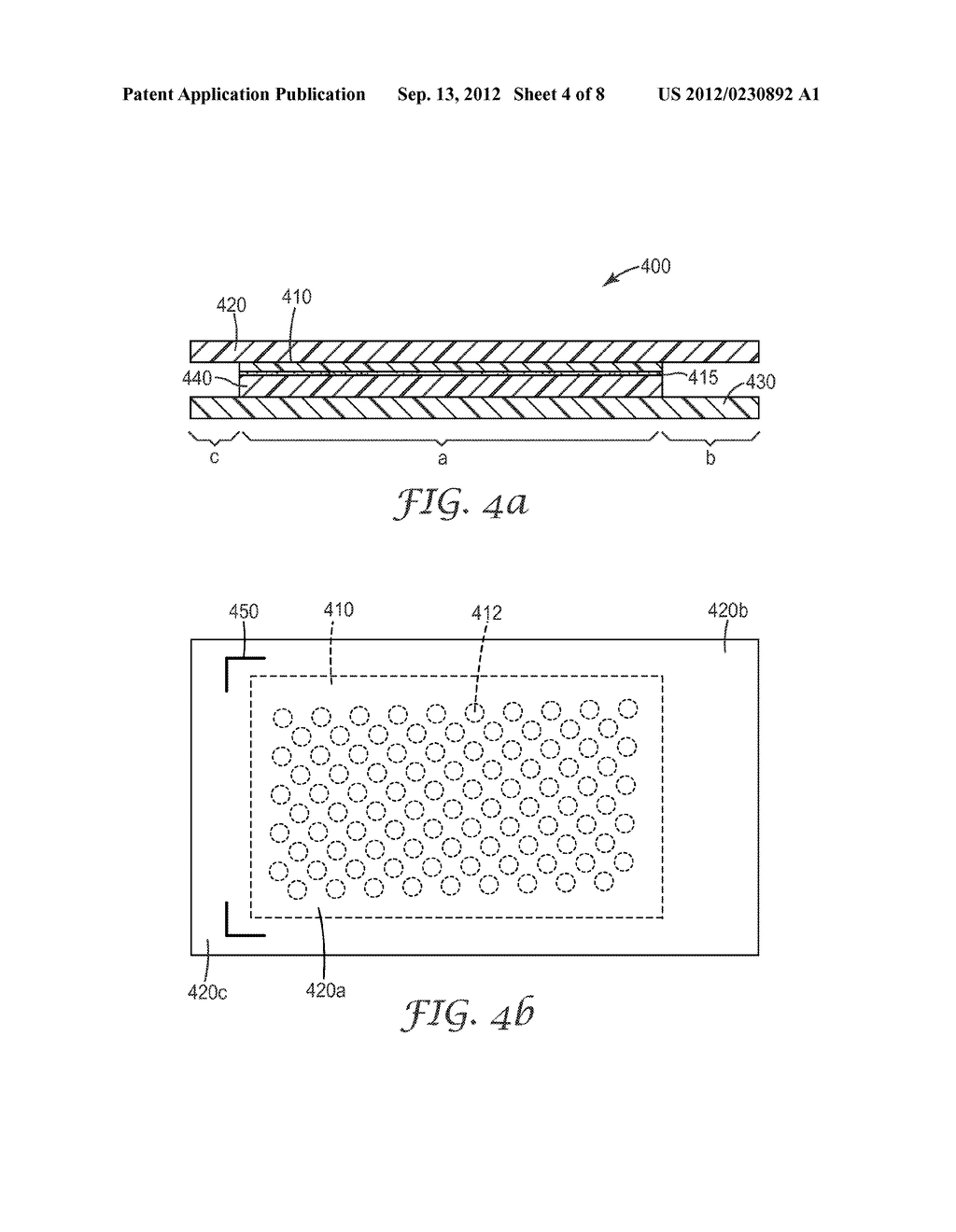 CARRIER WITH FLEXIBLE MICROASSAY DEVICE AND METHODS OF USE - diagram, schematic, and image 05