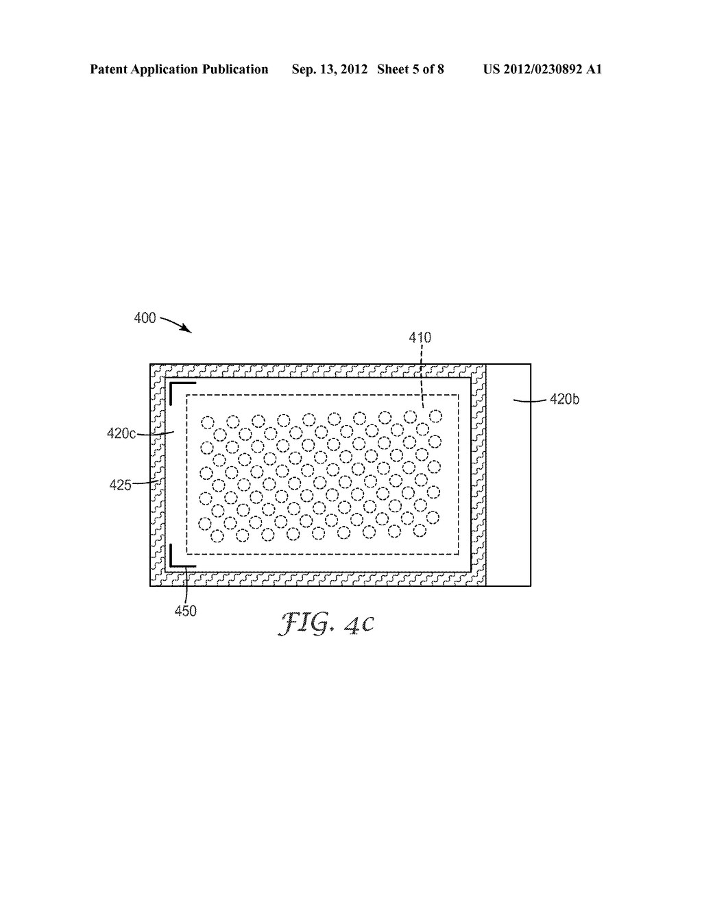 CARRIER WITH FLEXIBLE MICROASSAY DEVICE AND METHODS OF USE - diagram, schematic, and image 06