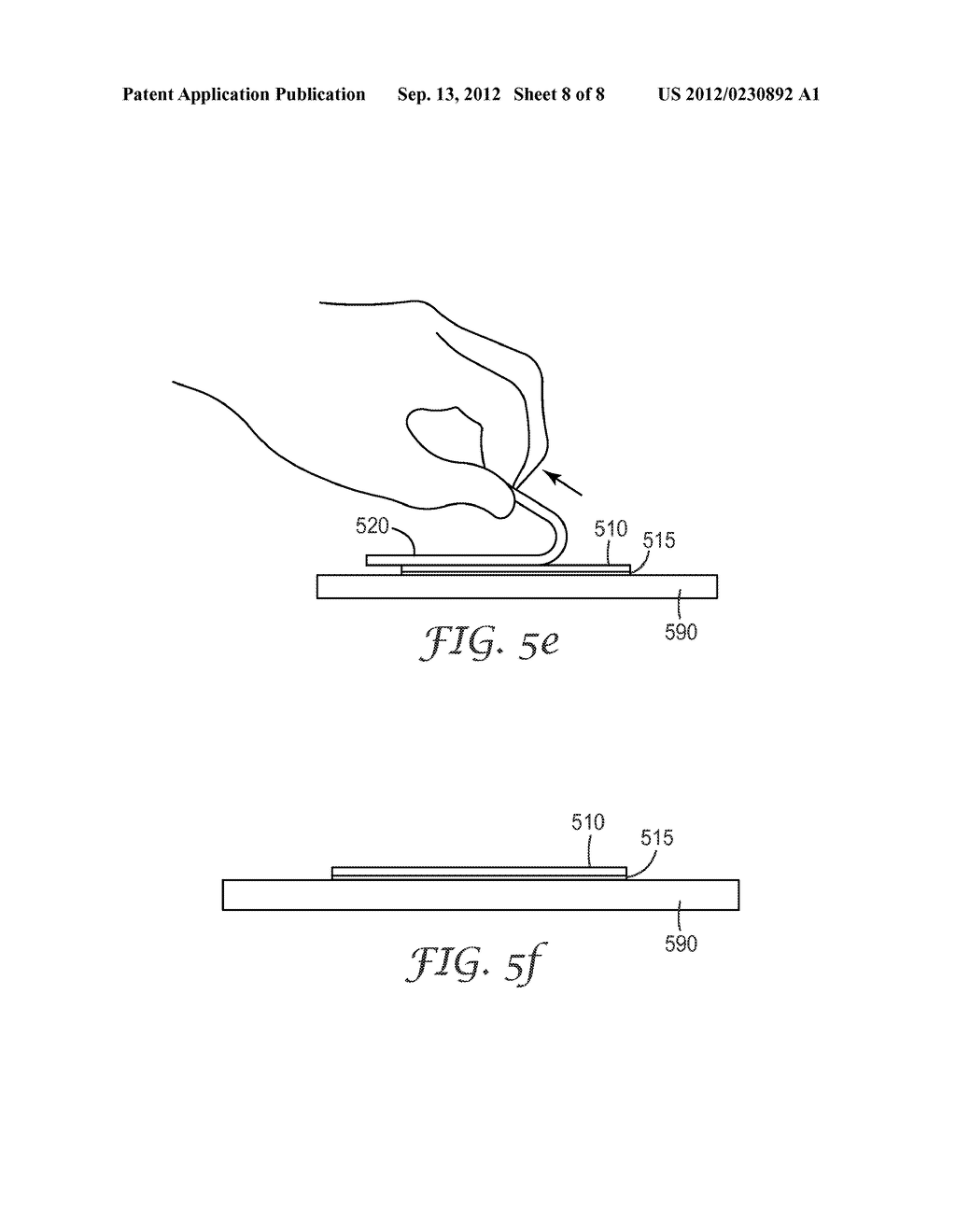 CARRIER WITH FLEXIBLE MICROASSAY DEVICE AND METHODS OF USE - diagram, schematic, and image 09