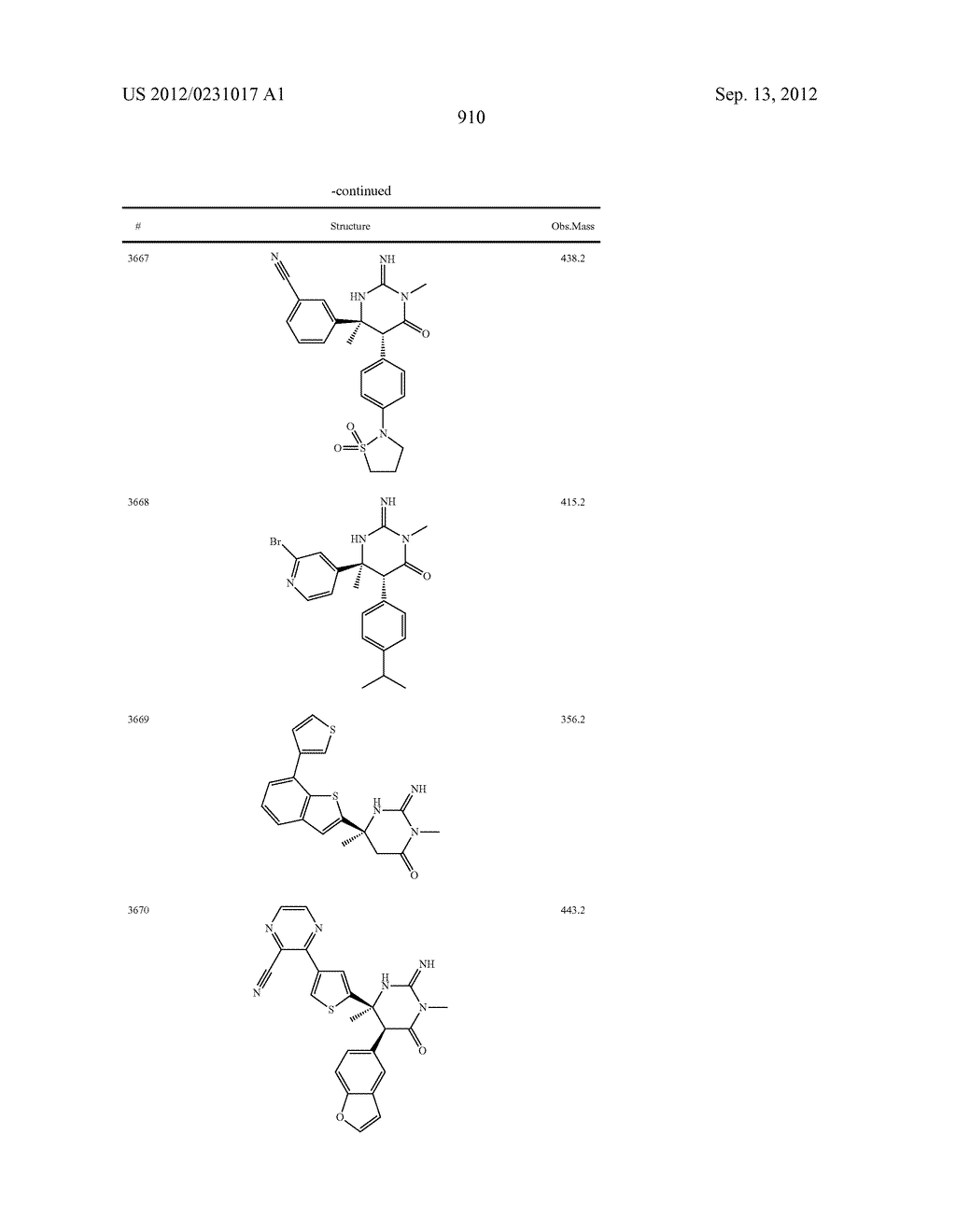 HETEROCYCLIC ASPARTYL PROTEASE INHIBITORS - diagram, schematic, and image 911