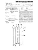 PROFILE ELEMENT AND METHOD FOR MANUFACTURING A PROFILE ELEMENT diagram and image