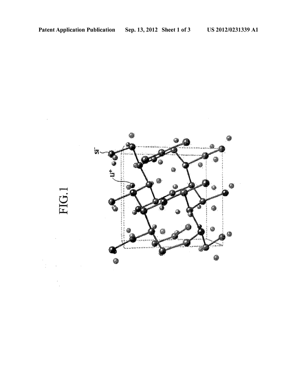 NEGATIVE ACTIVE MATERIAL FOR RECHARGEABLE LITHIUM BATTERY, METHOD OF     PREPARING SAME, AND RECHARGEABLE LITHIUM BATTERY INCLUDING SAME - diagram, schematic, and image 02
