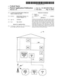 ALARM SYSTEM PROVIDING WIRELESS VOICE COMMUNICATION diagram and image