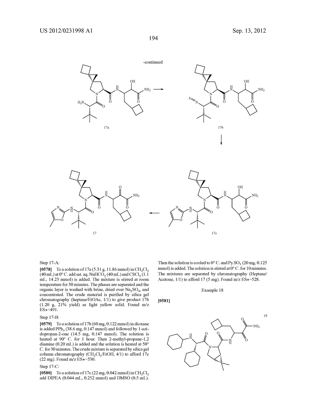 ORGANIC COMPOUNDS AND THEIR USES - diagram, schematic, and image 195