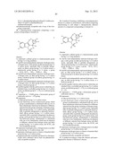 Use of Indole Derivatives as Nurr-1 Activators for the Application Thereof     as a Medicament for the Treatment of Parkinson s Disease diagram and image