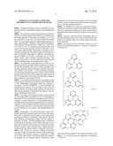 NITROGEN-CONTAINING CONDENSED HETEROCYCLIC COMPOUNDS FOR OLEDS diagram and image