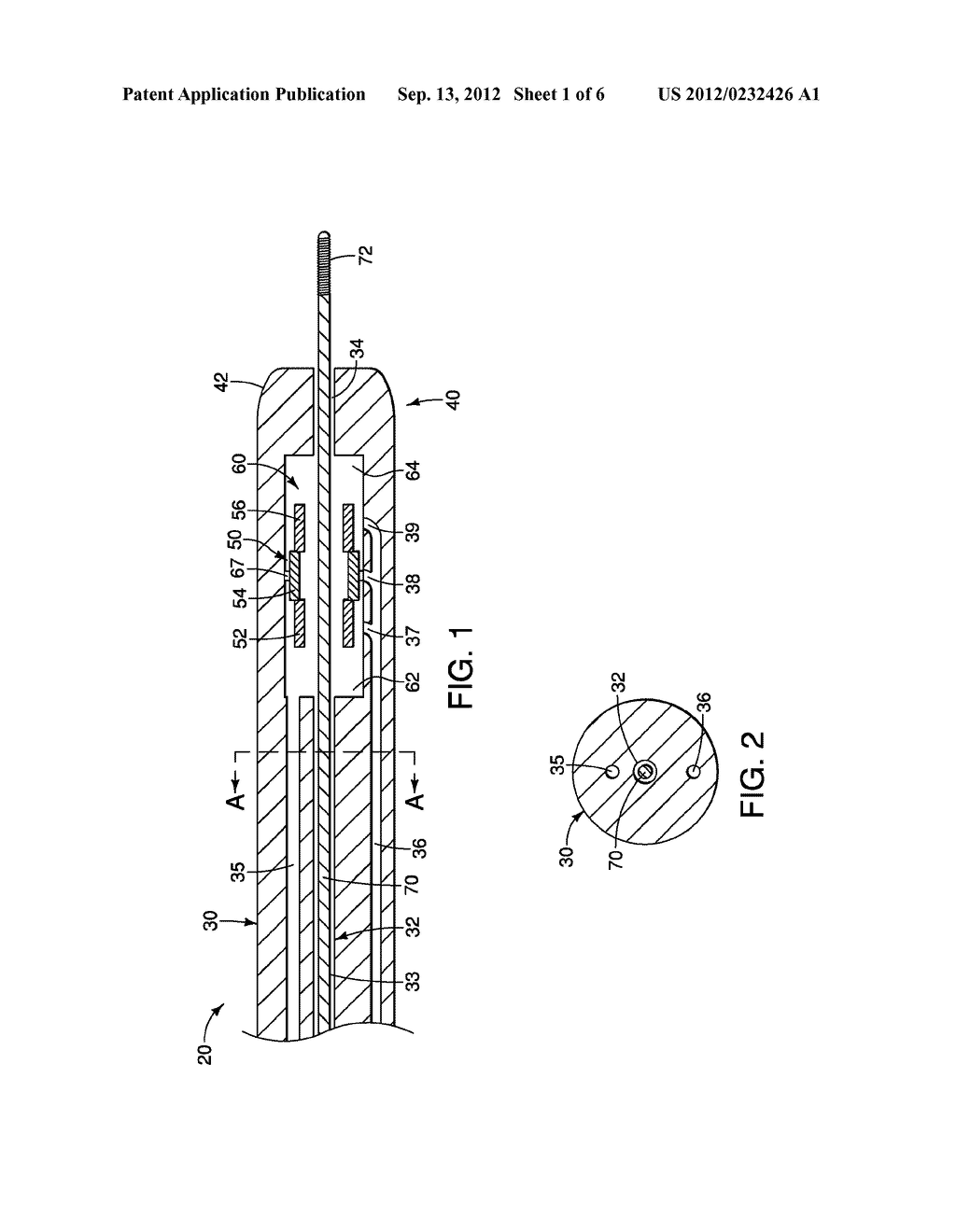 APPARATUS AND METHODS FOR ADVANCING A WIRE GUIDE - diagram, schematic, and image 02