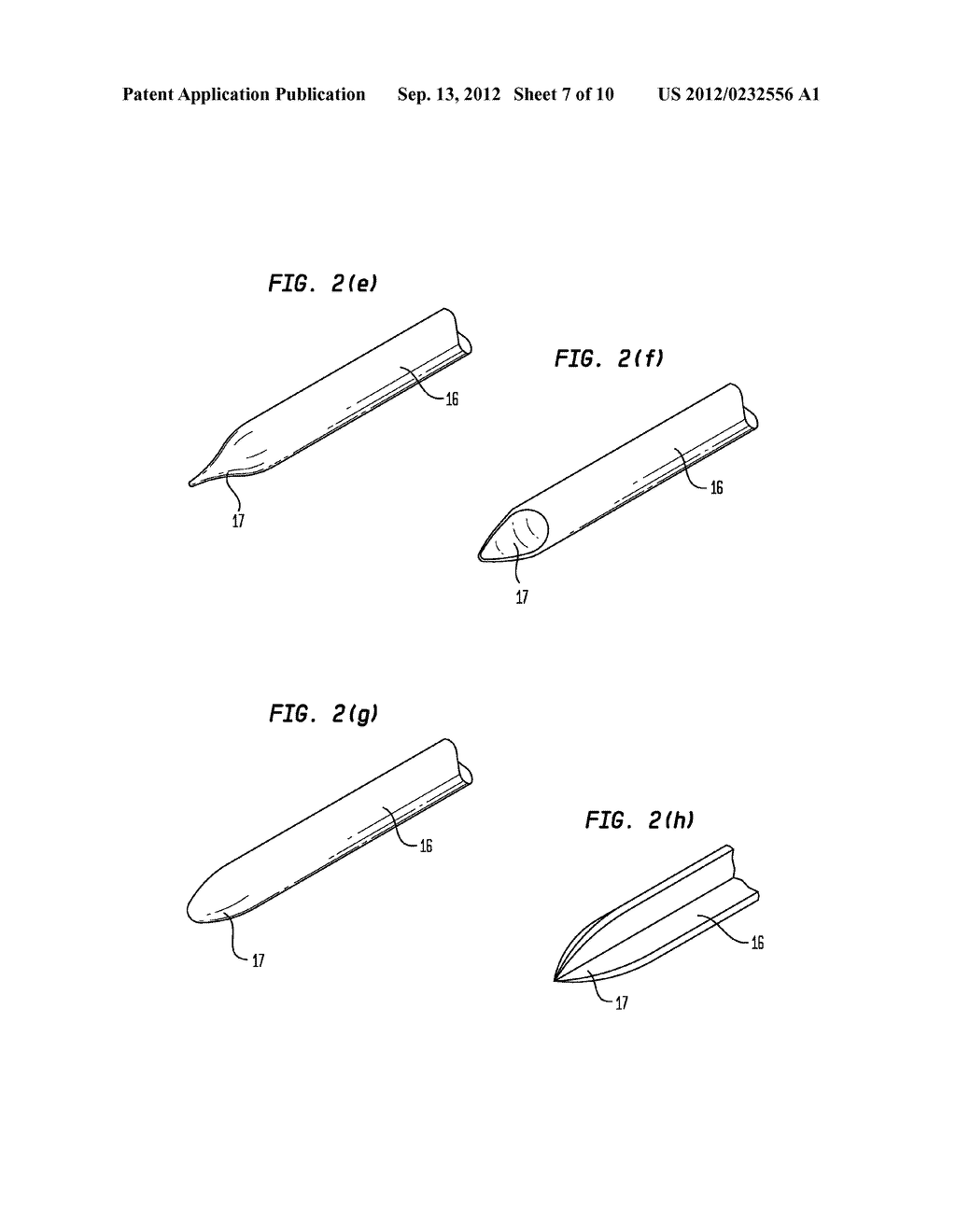 Pneumatic Surgical Instrument and Corresponding Methods for Penetrating,     Resecting and Microfracturing Bone - diagram, schematic, and image 08