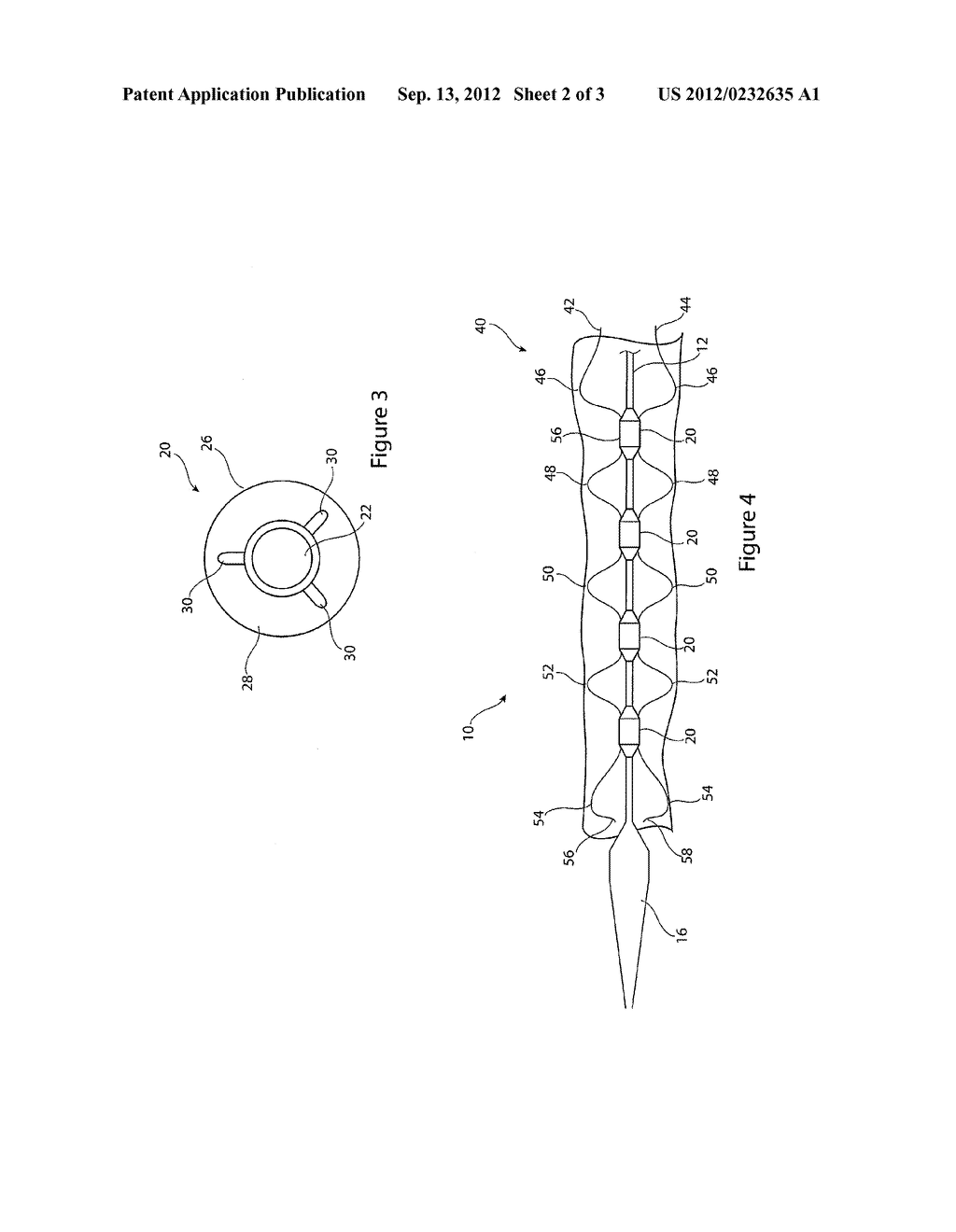 INTRODUCER ASSEMBLY AND CARRIER ELEMENT FOR A MEDICAL DEVICE - diagram, schematic, and image 03