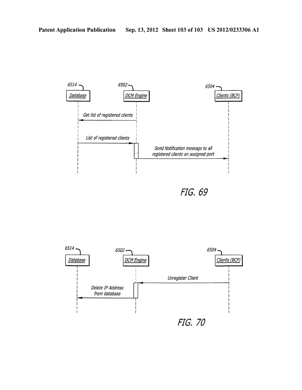 UDP BROADCAST FOR A USER INTERFACE IN A DOWNLOAD AND CONFIGURATION GAMING     METHOD - diagram, schematic, and image 104