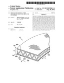 Process for forming a fiber reinforced core panel able to be contoured diagram and image