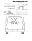 Display Device for Transportation Vehicles diagram and image