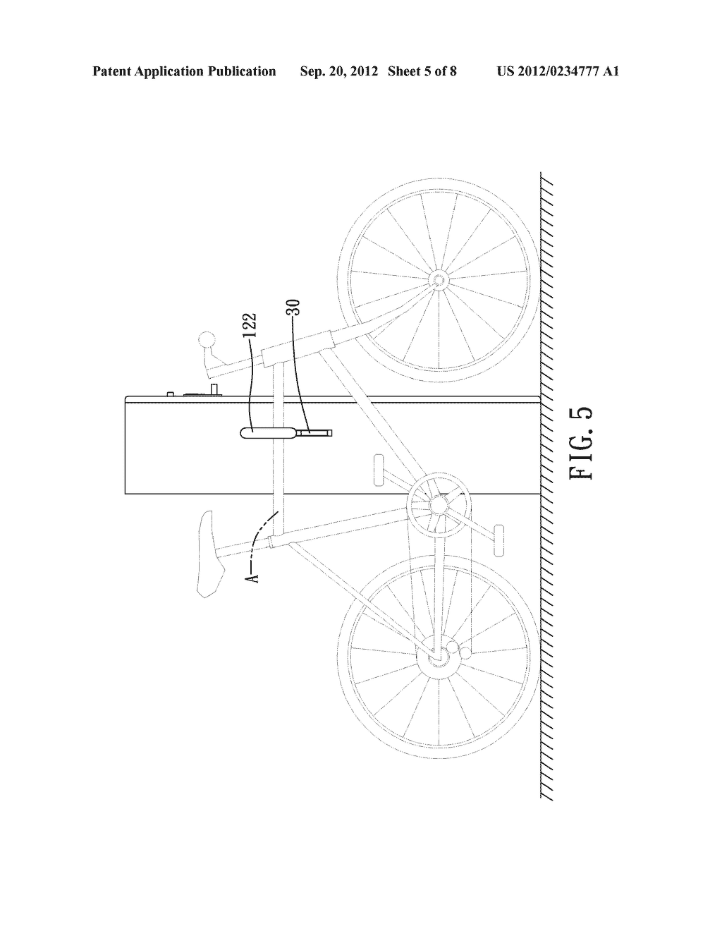 BICYCLE SECURITY APPARATUS - diagram, schematic, and image 06