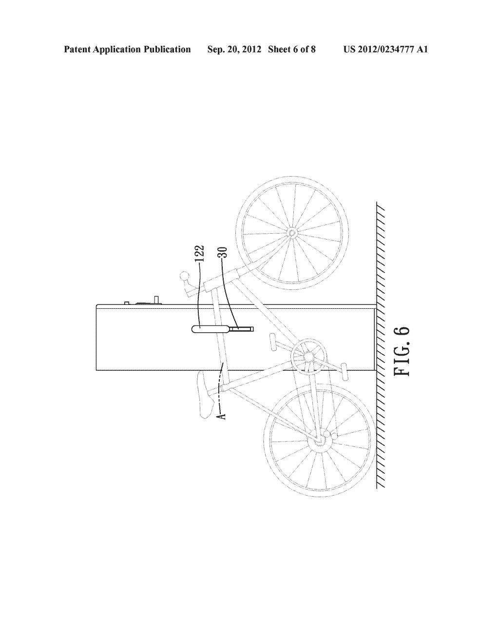 BICYCLE SECURITY APPARATUS - diagram, schematic, and image 07