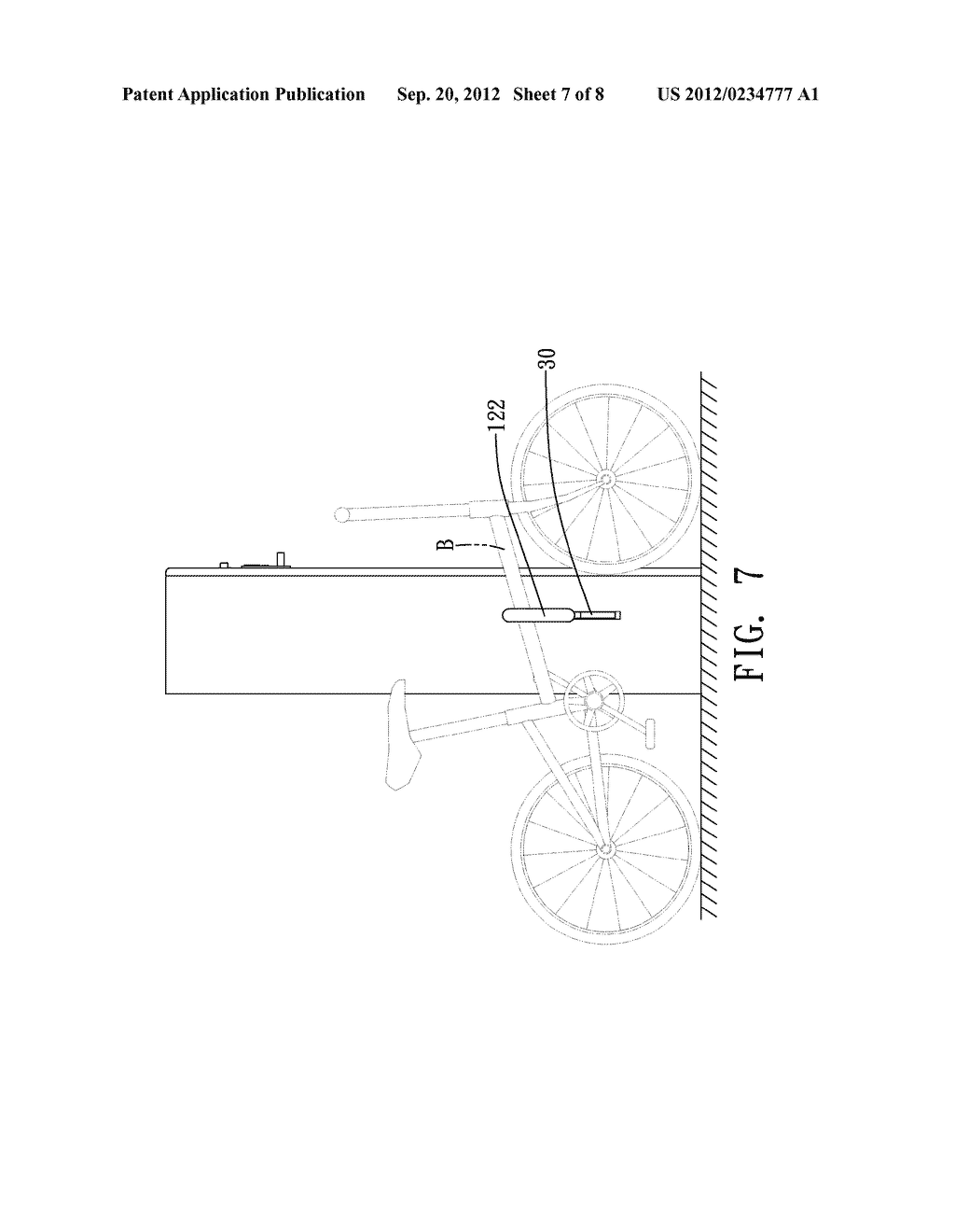 BICYCLE SECURITY APPARATUS - diagram, schematic, and image 08