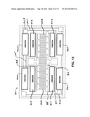 Monolithically applied heating elements on saw substrate diagram and image