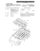 Seating System For a Motor Vehicle diagram and image