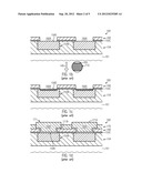 PROTECTION OF REACTIVE METAL SURFACES OF SEMICONDUCTOR DEVICES DURING     SHIPPING BY PROVIDING AN ADDITIONAL PROTECTION LAYER diagram and image