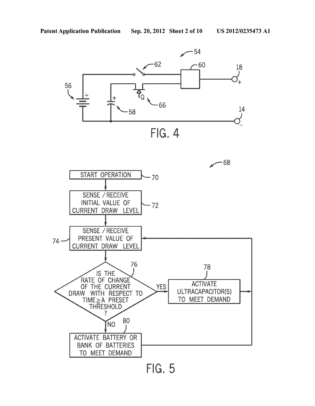 SYSTEMS AND METHODS FOR OVERCHARGE PROTECTION AND CHARGE BALANCE IN     COMBINED ENERGY SOURCE SYSTEMS - diagram, schematic, and image 03