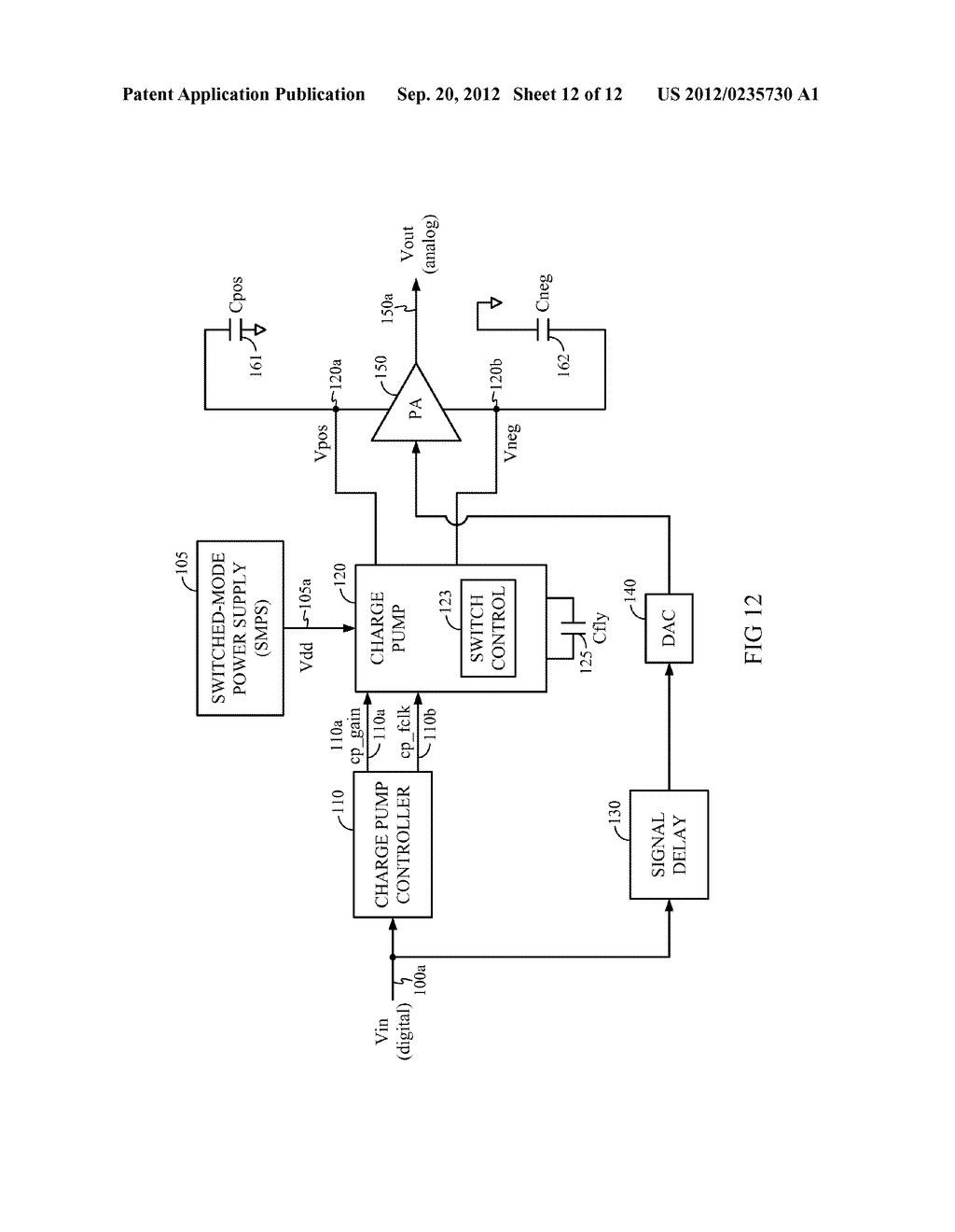 CHARGE PUMP SURGE CURRENT REDUCTION - diagram, schematic, and image 13