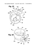 DEVICE FOR MONITORING A VEHICLE WHEEL diagram and image