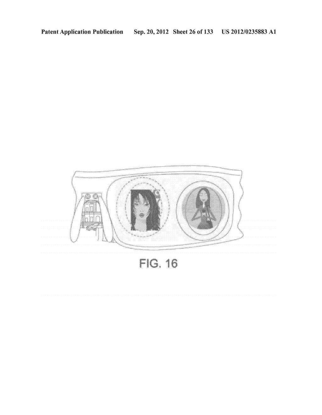 SEE-THROUGH NEAR-EYE DISPLAY GLASSES WITH A LIGHT TRANSMISSIVE WEDGE     SHAPED ILLUMINATION SYSTEM - diagram, schematic, and image 27
